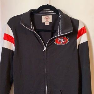49ers Cotton Sweater
